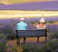Aroma therapy and the elderly